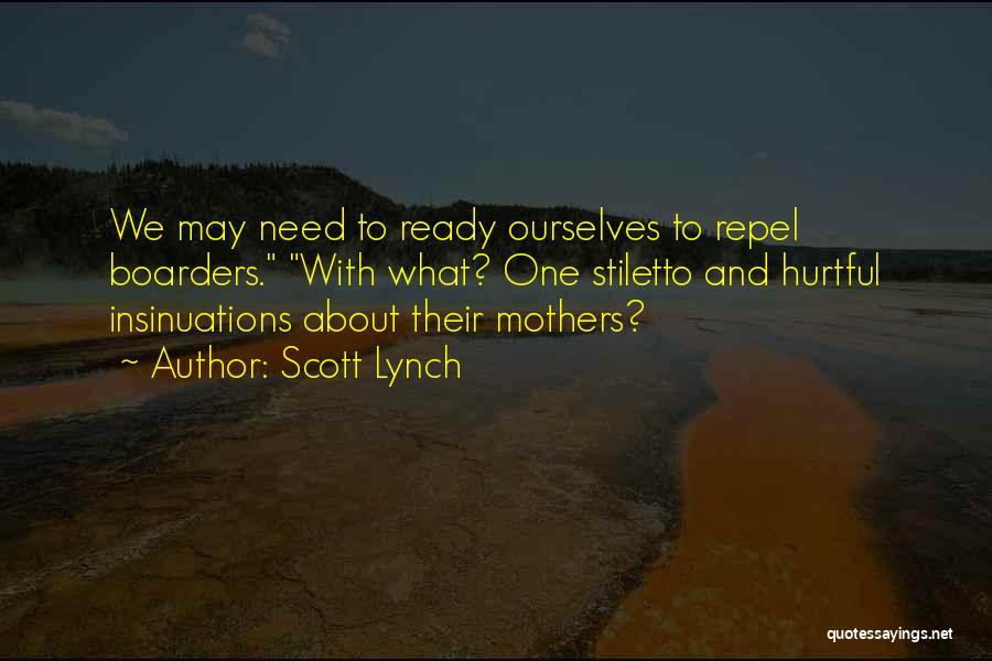 Scott Lynch Quotes 1721966