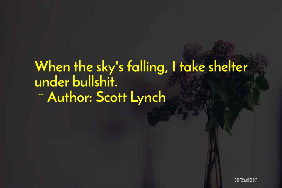 Scott Lynch Quotes 1780818