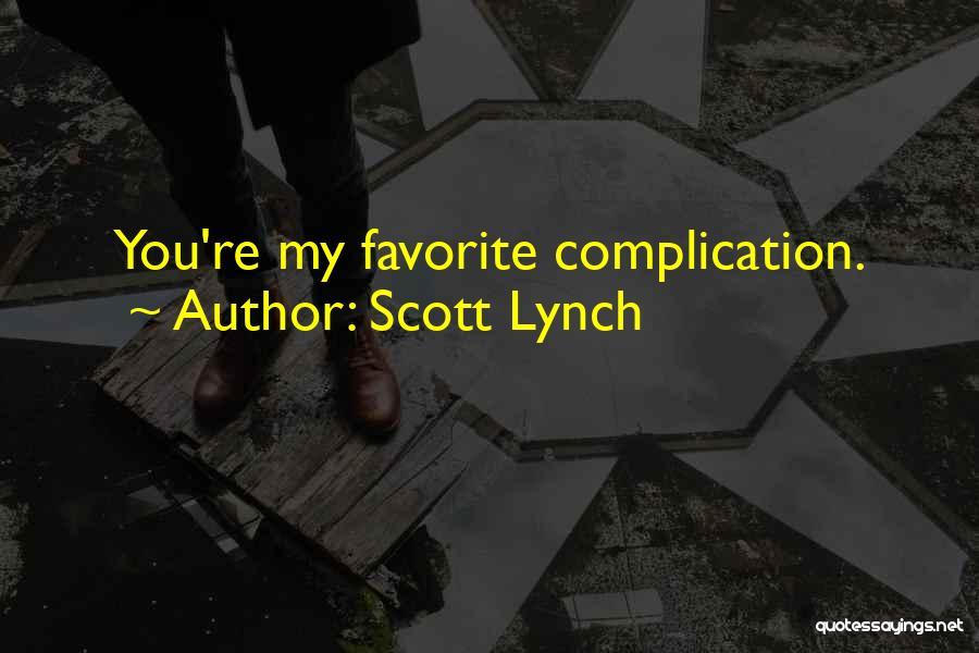 Scott Lynch Quotes 1917738