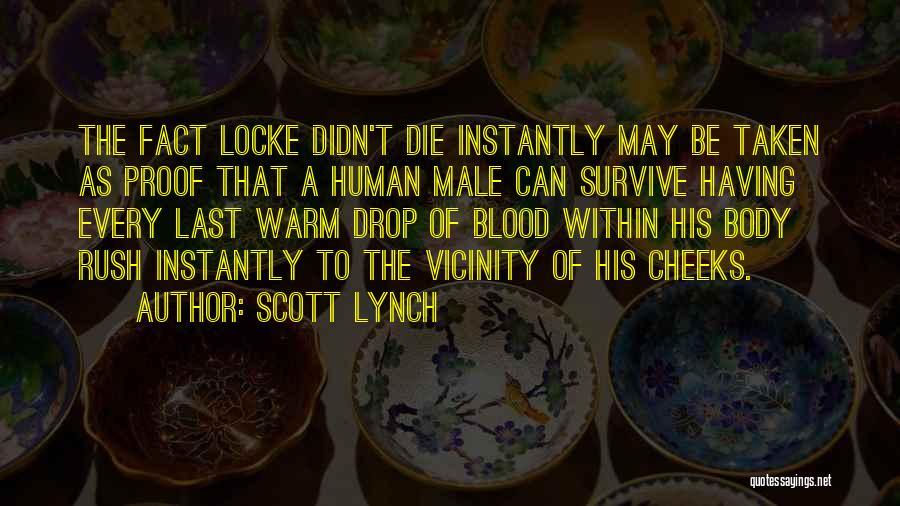 Scott Lynch Quotes 1952222