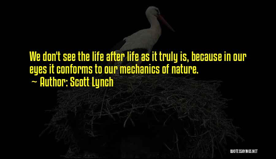 Scott Lynch Quotes 1973630