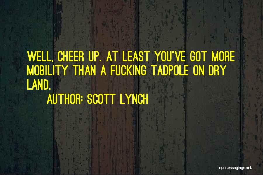 Scott Lynch Quotes 1974292
