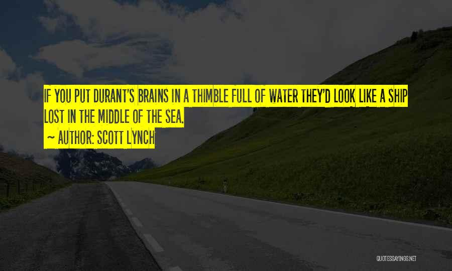 Scott Lynch Quotes 2059590