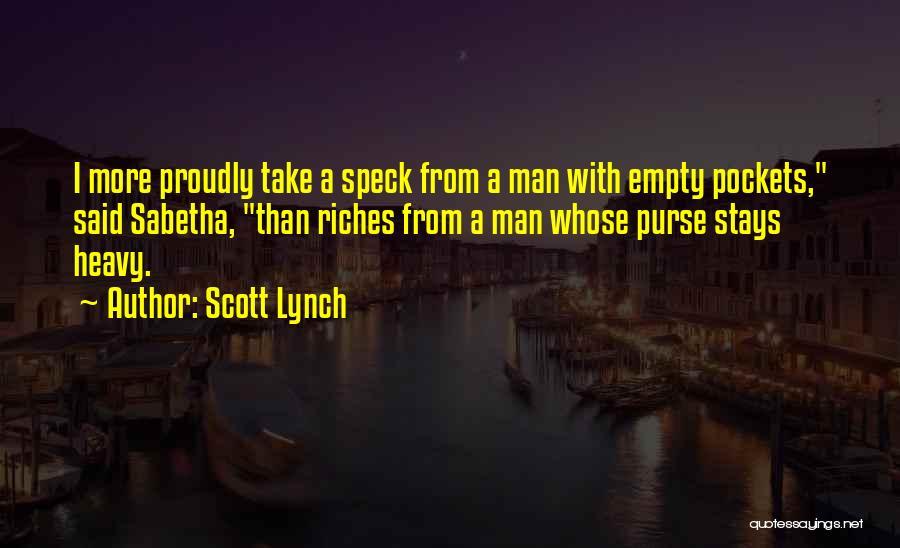 Scott Lynch Quotes 2198514