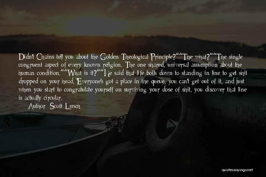 Scott Lynch Quotes 228177