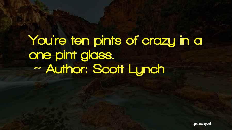 Scott Lynch Quotes 388584