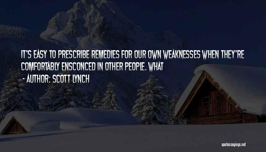 Scott Lynch Quotes 641451