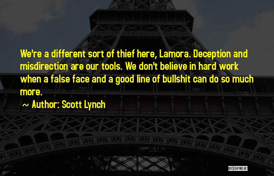 Scott Lynch Quotes 791690