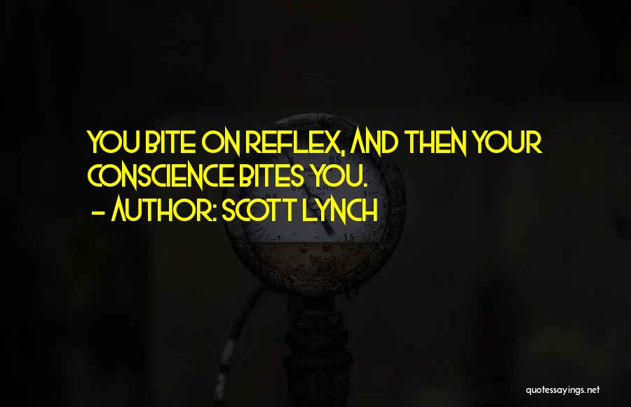 Scott Lynch Quotes 965380