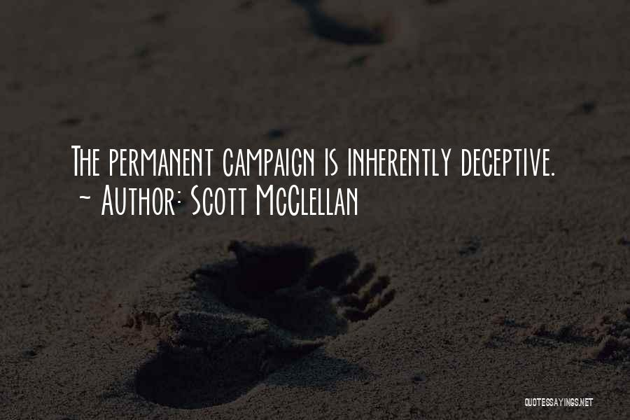 Scott McClellan Quotes 1285734