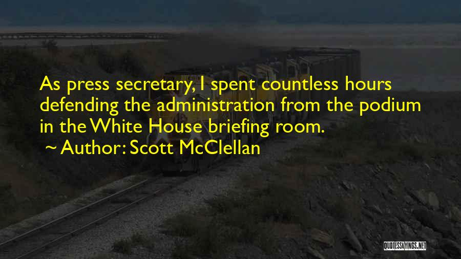 Scott McClellan Quotes 1644565