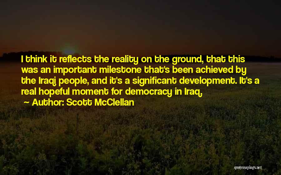 Scott McClellan Quotes 2011867