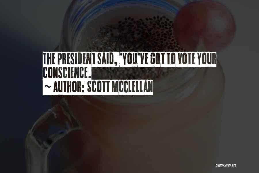 Scott McClellan Quotes 250658