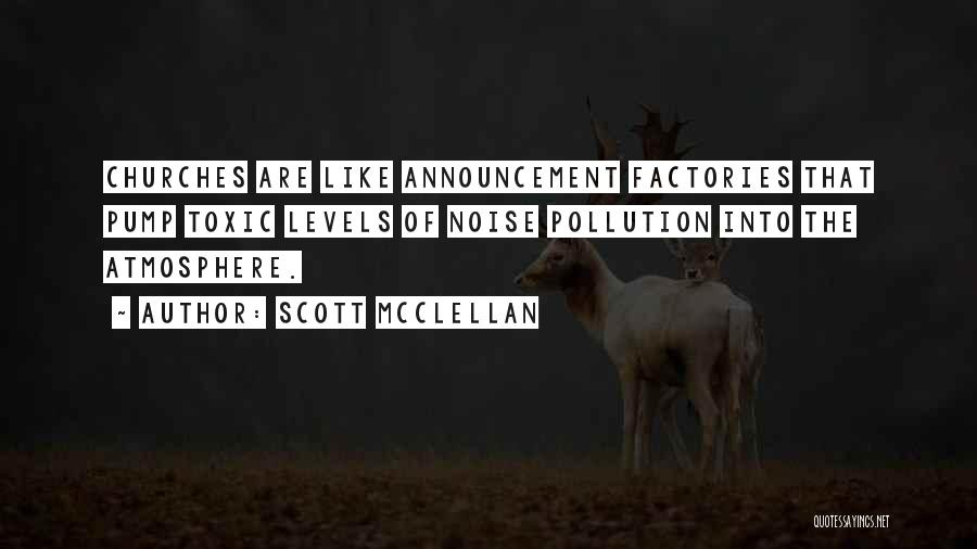 Scott McClellan Quotes 299902