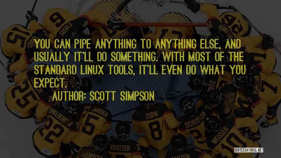 Scott Simpson Quotes 1836241