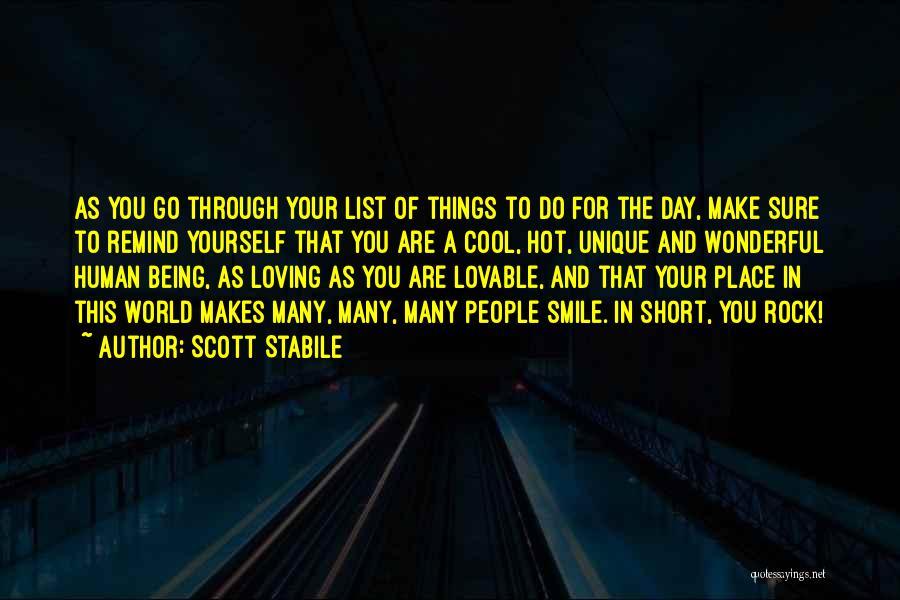 Scott Stabile Quotes 1070429