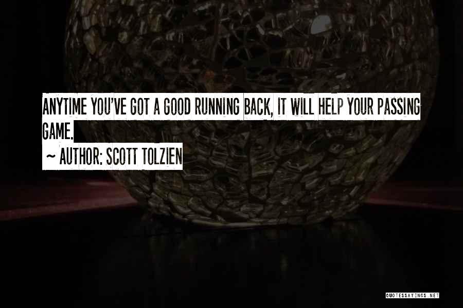 Scott Tolzien Quotes 1449073