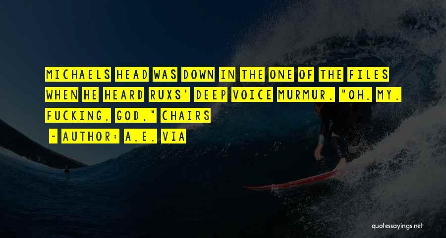 Scotty Cam Quotes By A.E. Via