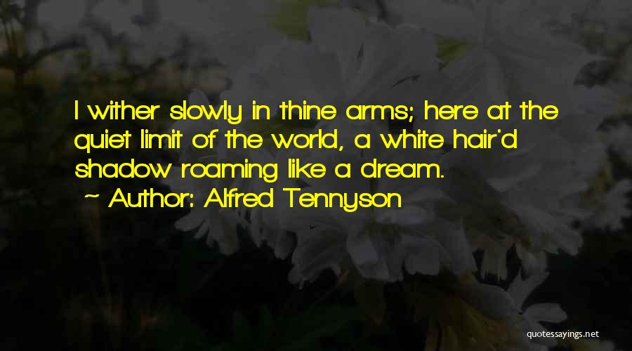 Scotty Cam Quotes By Alfred Tennyson