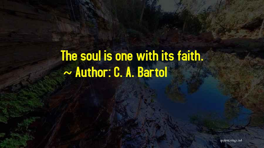 Scotty Cam Quotes By C. A. Bartol