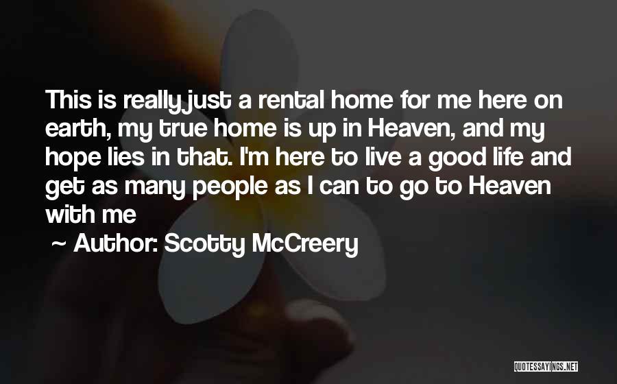 Scotty McCreery Quotes 1890376