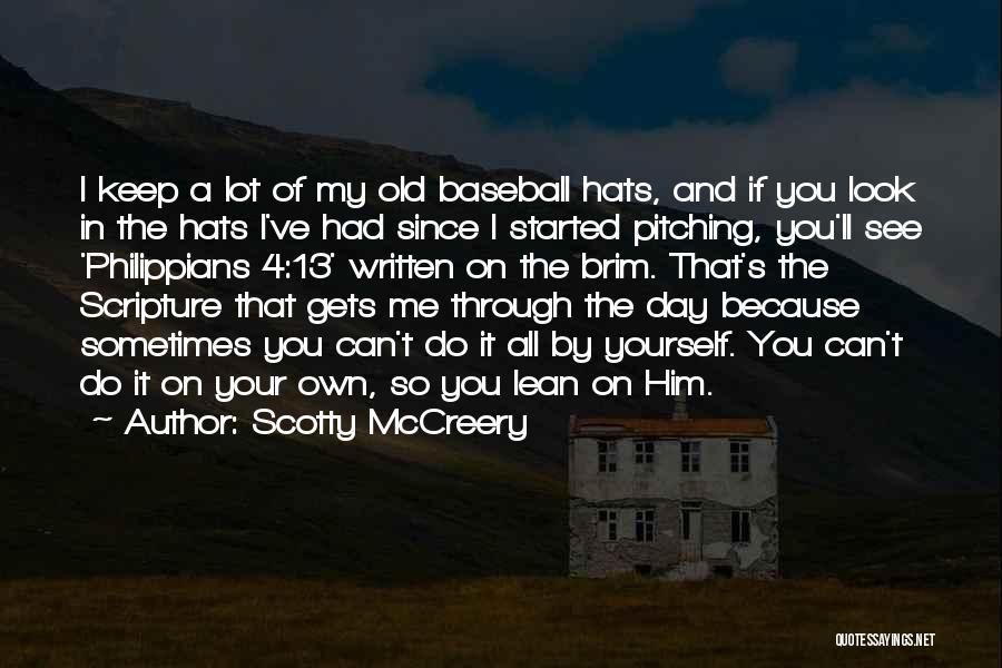 Scotty McCreery Quotes 2249288