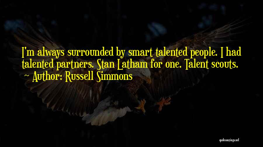 Scouts-many-marshes Quotes By Russell Simmons