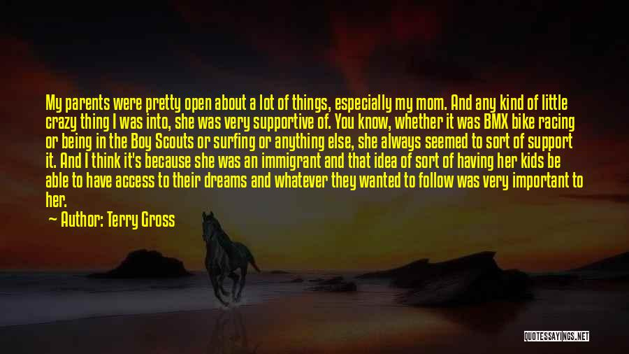 Scouts-many-marshes Quotes By Terry Gross