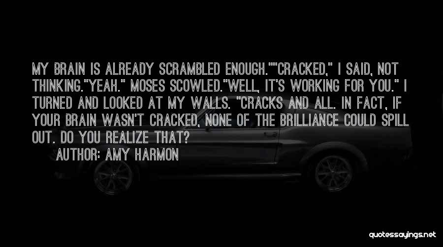 Scrambled Quotes By Amy Harmon