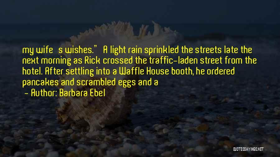 Scrambled Quotes By Barbara Ebel