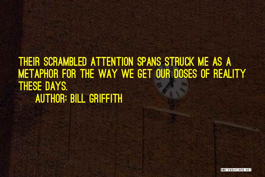 Scrambled Quotes By Bill Griffith