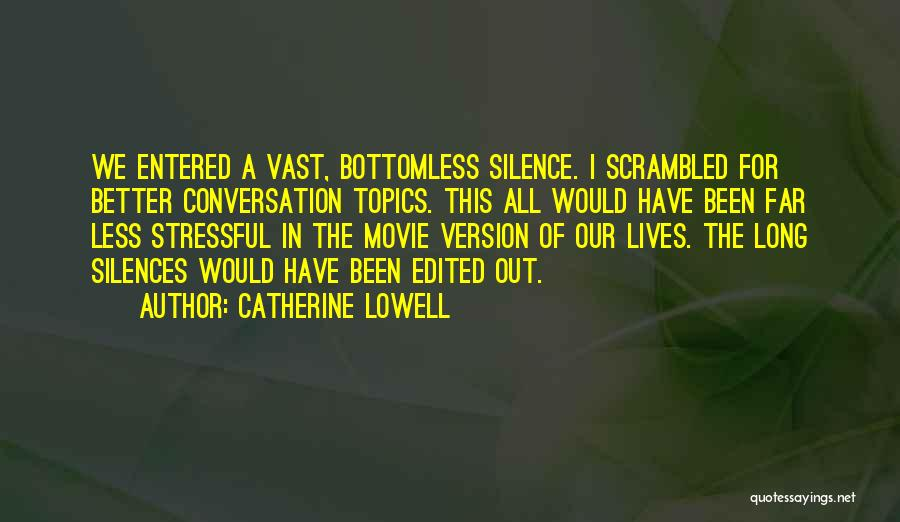 Scrambled Quotes By Catherine Lowell