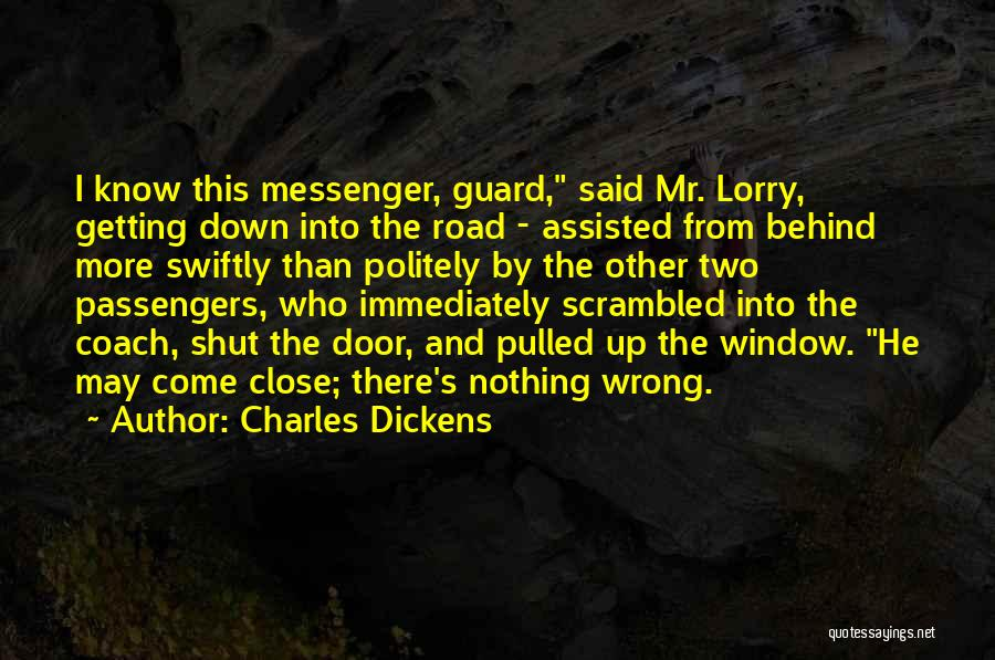 Scrambled Quotes By Charles Dickens