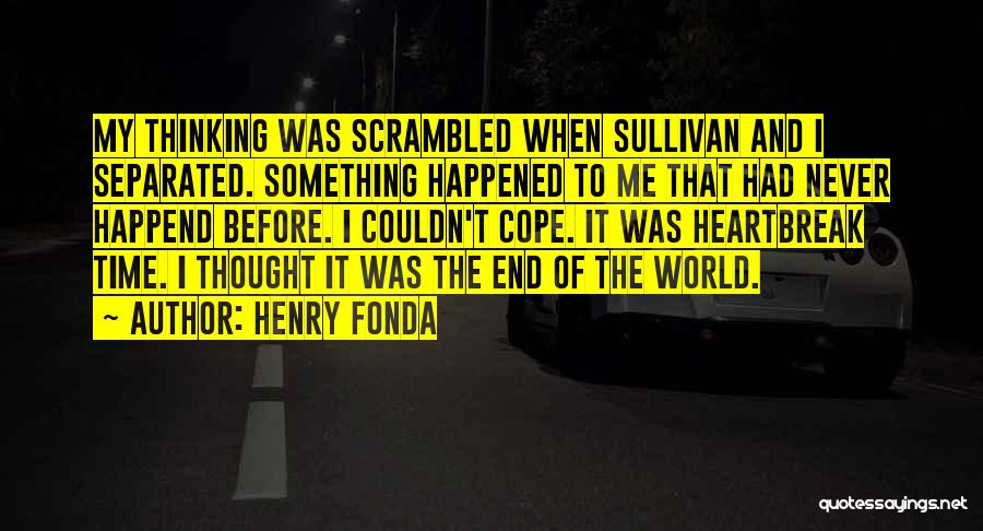 Scrambled Quotes By Henry Fonda