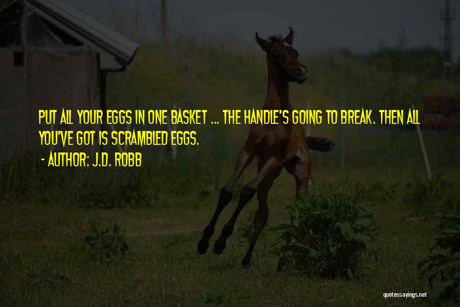 Scrambled Quotes By J.D. Robb