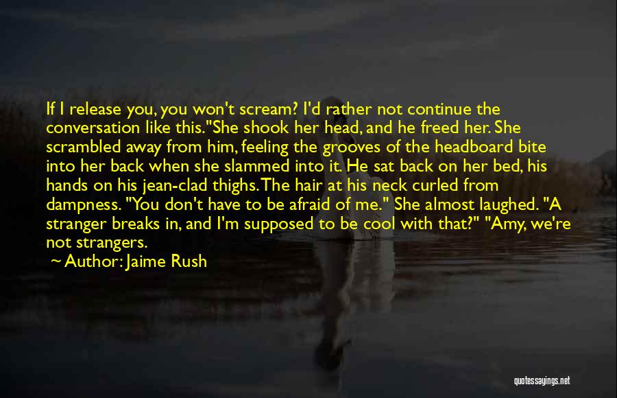 Scrambled Quotes By Jaime Rush