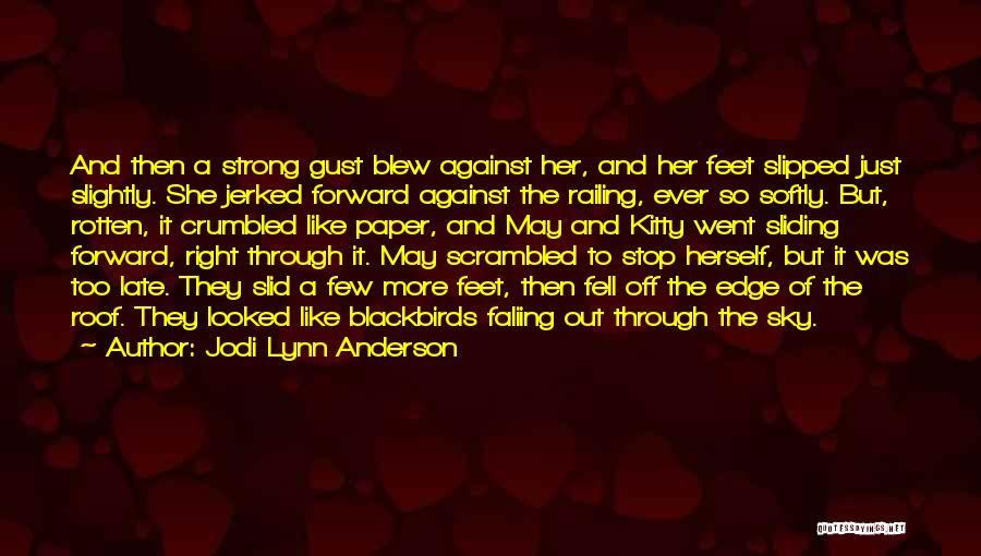 Scrambled Quotes By Jodi Lynn Anderson