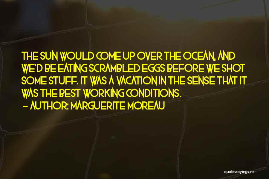 Scrambled Quotes By Marguerite Moreau
