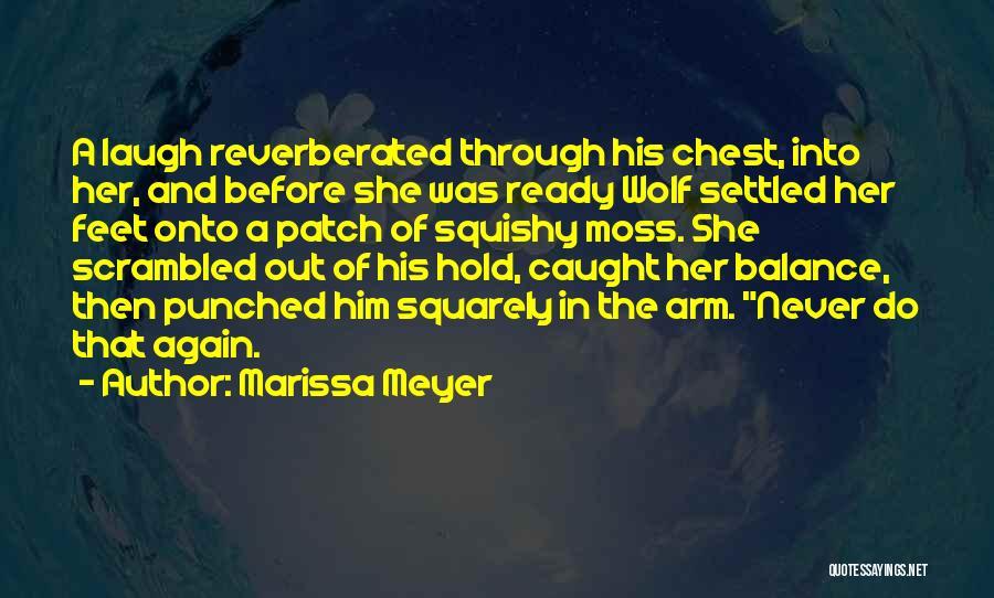 Scrambled Quotes By Marissa Meyer