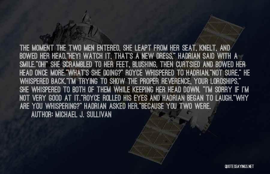 Scrambled Quotes By Michael J. Sullivan