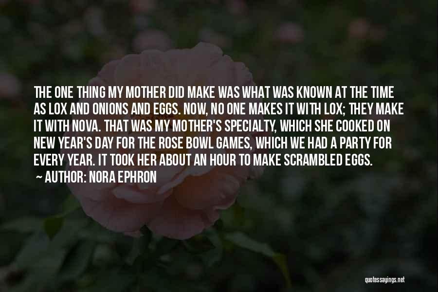 Scrambled Quotes By Nora Ephron