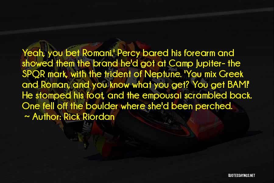 Scrambled Quotes By Rick Riordan