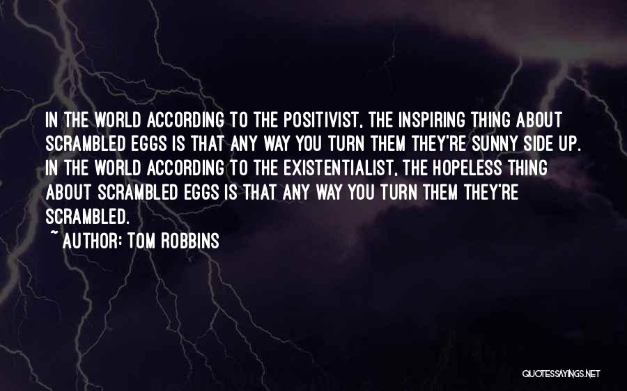 Scrambled Quotes By Tom Robbins