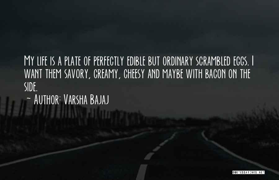 Scrambled Quotes By Varsha Bajaj