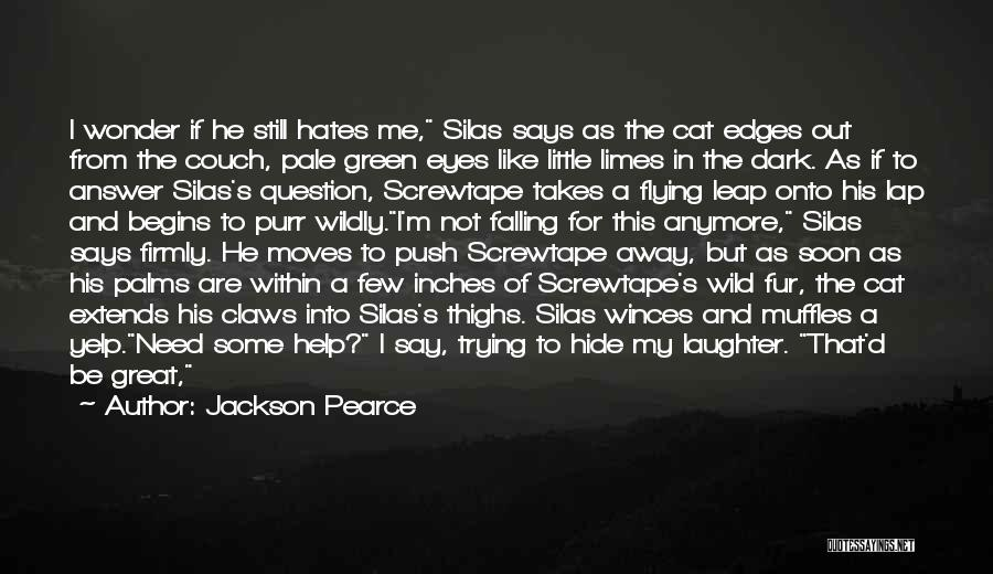 Screwtape Quotes By Jackson Pearce