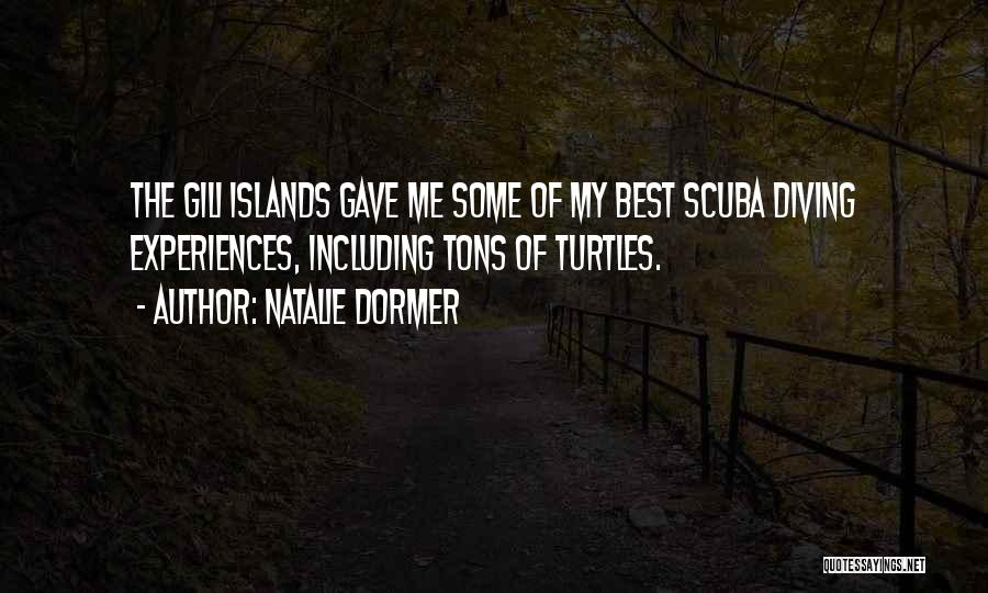 Scuba Diving Quotes By Natalie Dormer