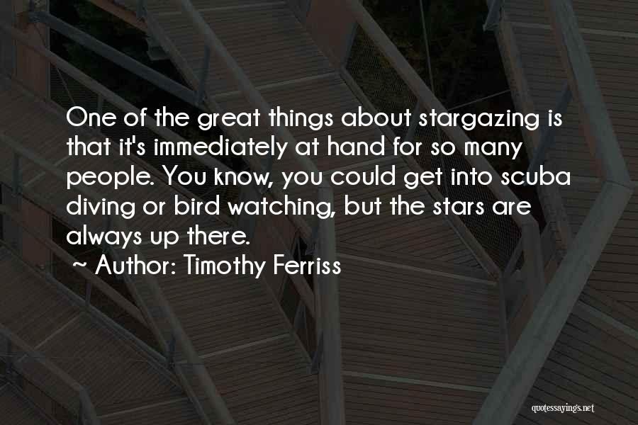 Scuba Diving Quotes By Timothy Ferriss