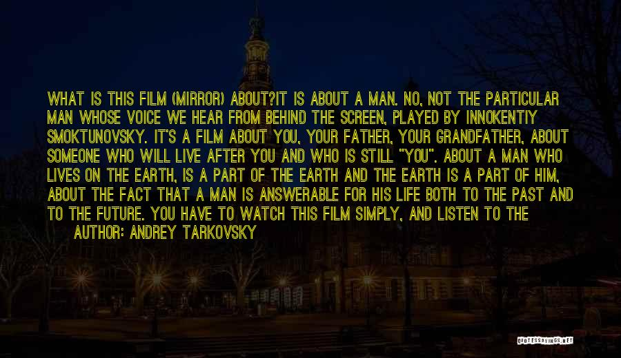 Sculpting Quotes By Andrey Tarkovsky