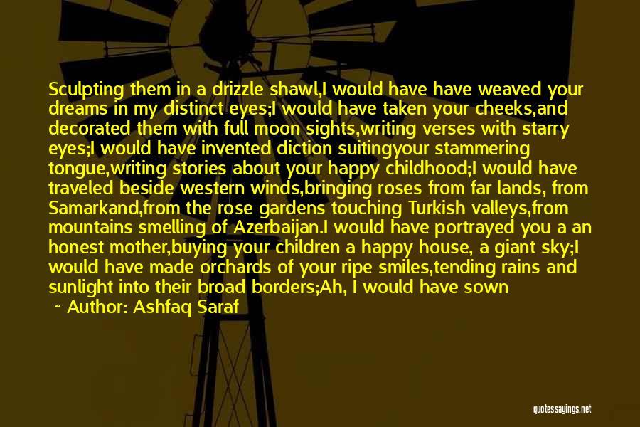 Sculpting Quotes By Ashfaq Saraf