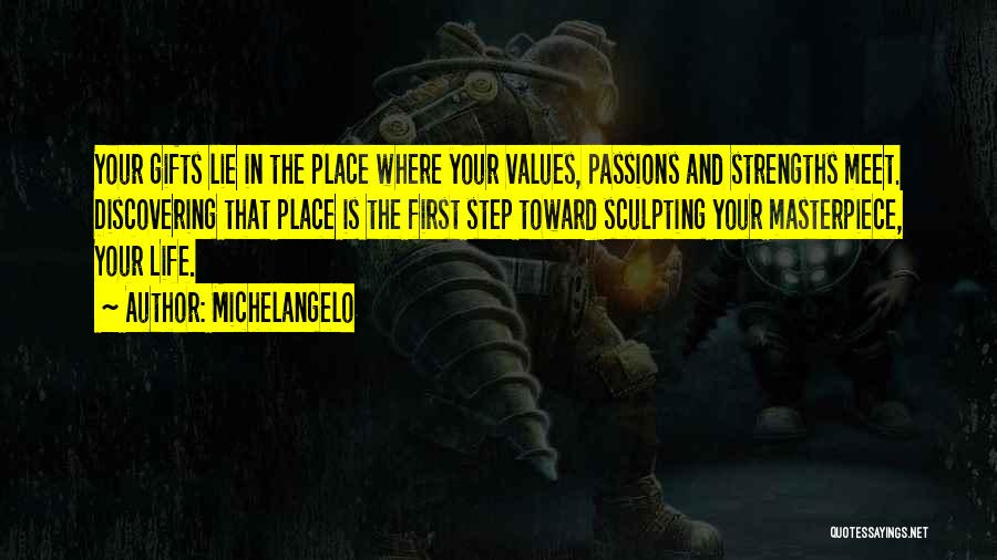 Sculpting Quotes By Michelangelo